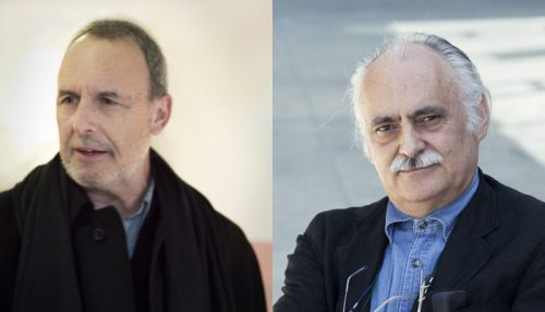 MEDALLA DE ORO DE LA ARQUITECTURA 2016: Víctor López Cotelo y Guillermo Vázquez Consuegra