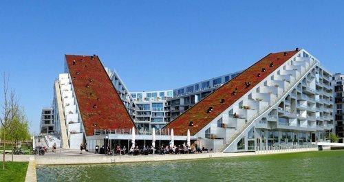 CIUDADES ESPEJO: COPENHAGUE. La sostenibilidad empieza por el tejado
