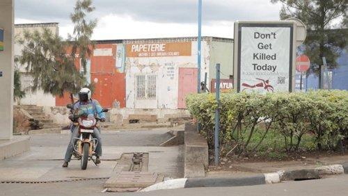 CIUDADES ESPEJO: KIGALI (RUANDA). Una app para morir otro día