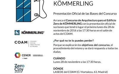 EL EDIFICIO ZERO DE KÖMMERLING #concursoArquitectura