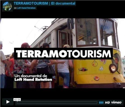 TERRAMOTOURISM (turismo y gentrificación en Lisboa)