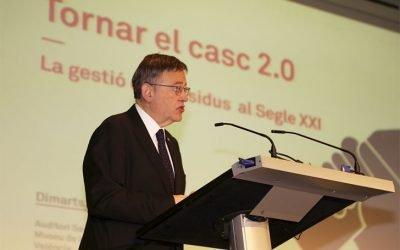 NUEVO MODELO DE GESTIÓN DE RESIDUOS EN LA COMUNIDAD VALENCIANA