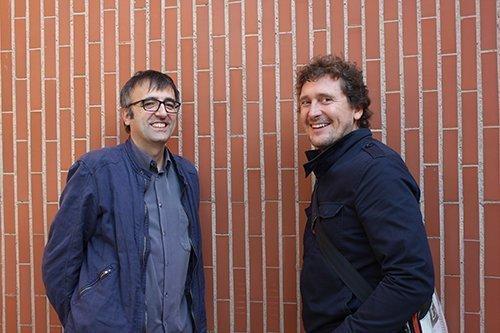 ARQUITECTOS DE CABECERA: entrevista con Ibon Bilbao y Josep Bohigas