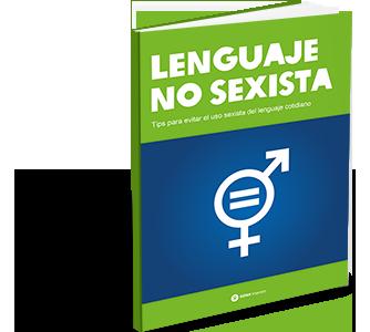 INTEGRACIÓN DEL LENGUAJE NO SEXISTA EN LA ARQUITECTURA