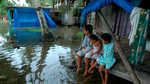 REFUGIADOS CLIMÁTICOS ¿CÓMO EVACUAR UN PAÍS?