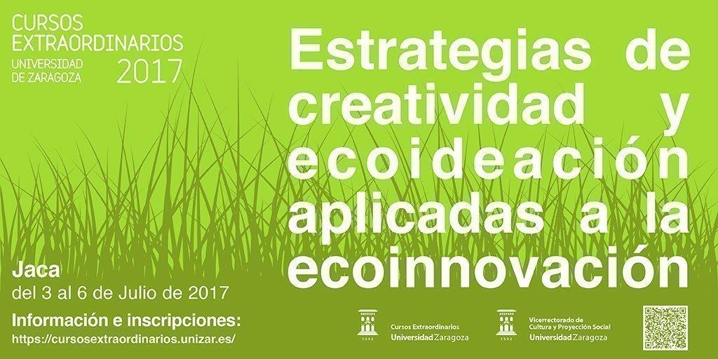 CURSO CREATIVIDAD Y ECOIDEACIÓN PARA LA ECOINNOVACIÓN