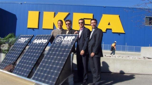 IKEA EN EL MERCADO DEL ALMACENAMIENTO SOLAR DOMÉSTICO