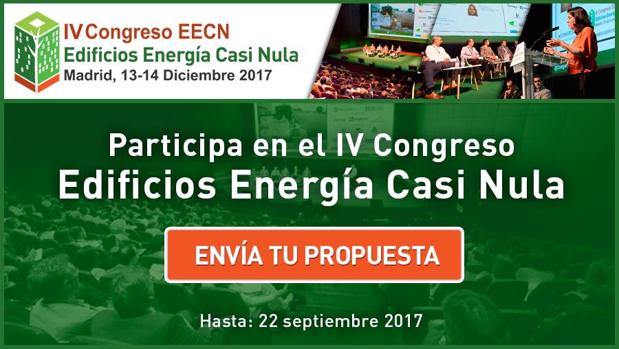 PROGRAMA E INSCRIPCIÓN IV CONGRESO DE EDIFICIOS DE ENERGÍA CASI NULA (20% dto socios ASA)