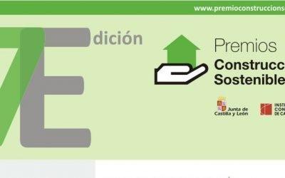 7ª EDICIÓN DE LOS PREMIOS DE CONSTRUCCIÓN SOSTENIBLE DE CASTILLA Y LEÓN