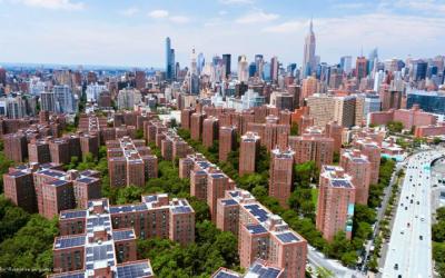 Proyecto solar de Autoconsumo Multifamiliar en Manhattan con 9.671 paneles Publicado: 15/11/2017
