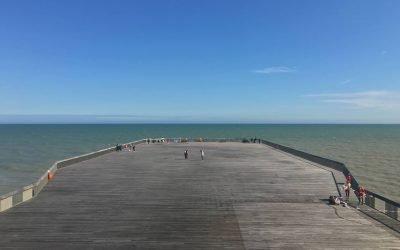 Arquitectura sin mala conciencia: el muelle Hastings Pier mejor edificio del año en Reino Unido