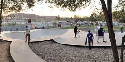 El skate park de Santa Coloma, proyecto finalista en el certamen internacional City to City Barcelona FAD Award