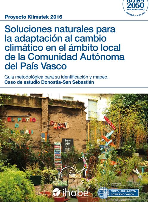 Jornada Técnica sobre soluciones naturales para mitigar el Cambio Climático