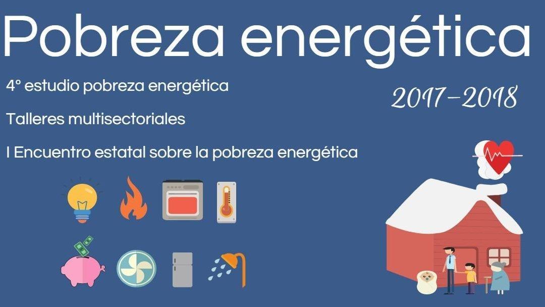 CROWDFUNDING PARA LA REDACCIÓN DEL 4º ESTUDIO SOBRE POBREZA ENERGÉTICA