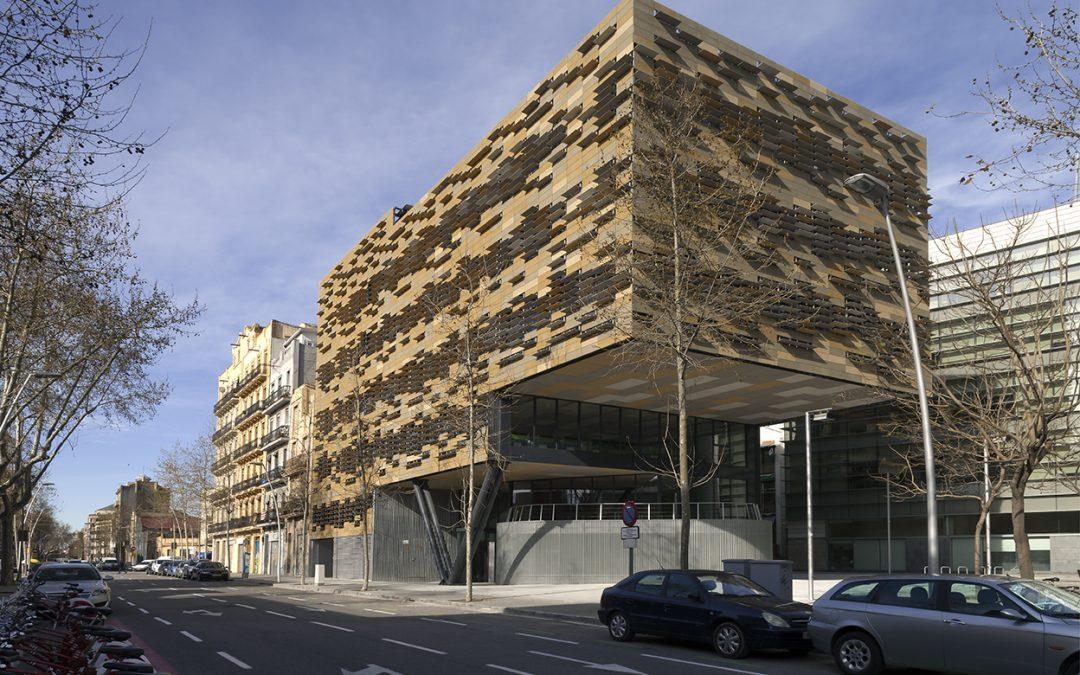 #proyectosSociosASA CENTRO TECNOLÓGICO LEITAT EN BARCELONA | Pich-Aguilera Arquitectos | industrialización constructiva |
