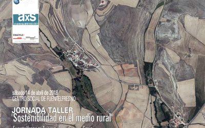 JORNADA SOSTENIBILIDAD EN EL MEDIO RURAL | sábado 14 abril | SORIA