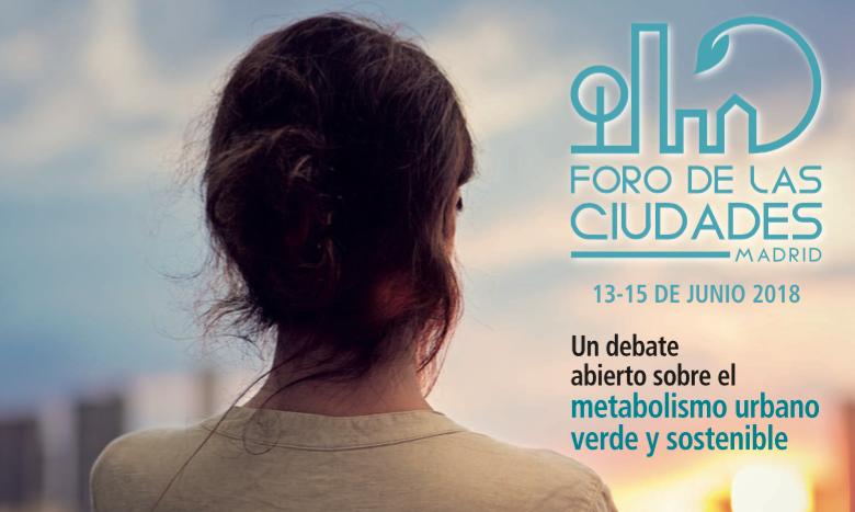 MESA REDONDA ASA EN EL FORO DE LAS CIUDADES | IFEMA | 13 JUNIO |