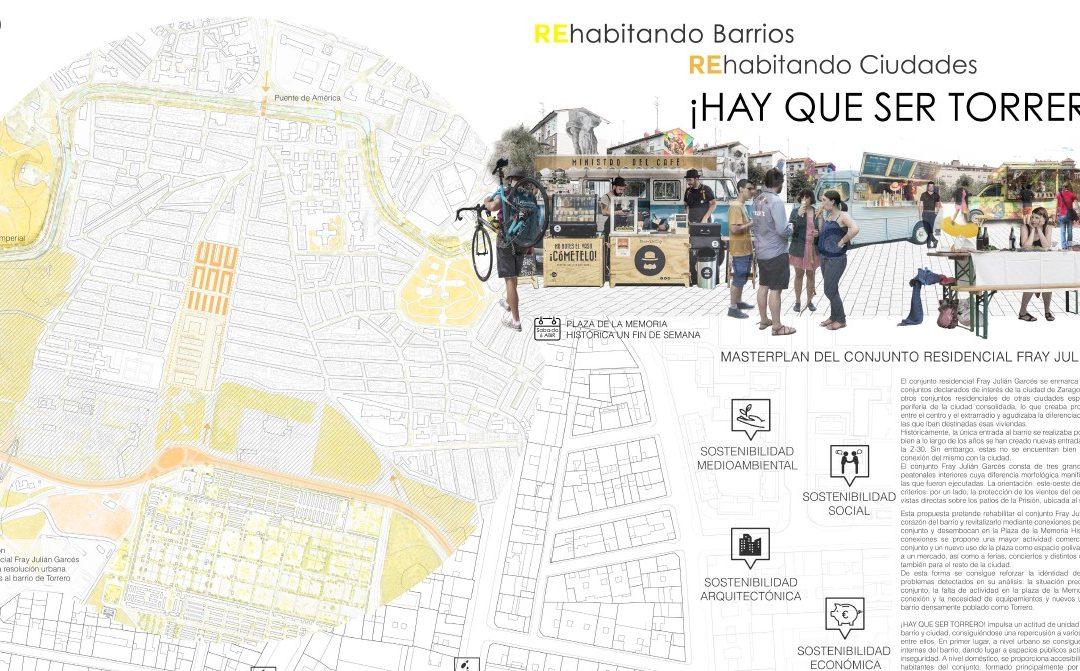 """#REhabitando 2018. MENCIÓN: Hay que ser """"Torrero"""""""