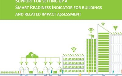 SRI for buildings: definición de un indicador de preparación para la adaptación inteligente de los edificios de la UE28