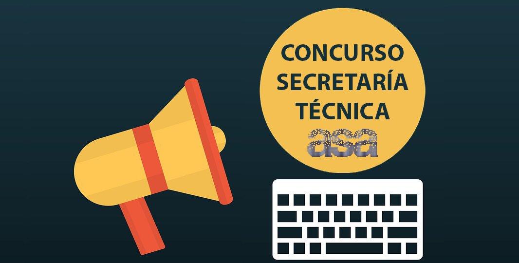 CONVOCATORIA PARA LA CONTRATACIÓN DE UN ARQUITECTO/A PARA ASUMIR LAS FUNCIONES DE LA SECRETARÍA TÉCNICA DE ASA