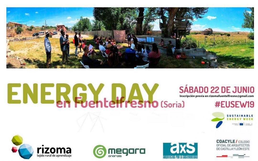Crónica del Energy Day celebrado de Fuente el Fresno (Soria)