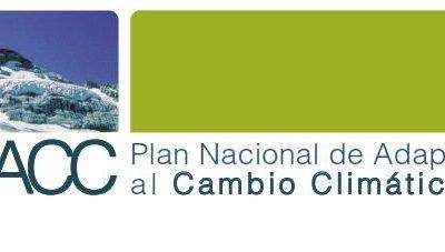 Revisión Plan Nacional de Adaptación al Cambio Climático (PNACC 2021-2030)