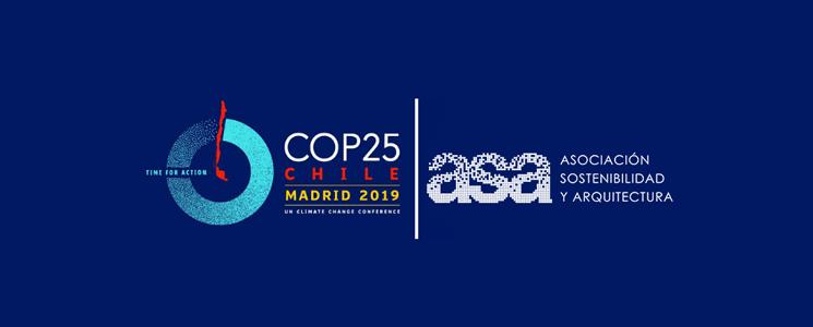 "ASA participará como ""ONG observadora"" en el COP25"