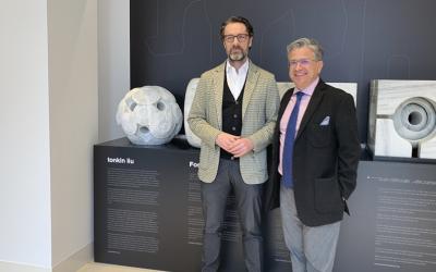 ASA y Cosentino firman un acuerdo de colaboración
