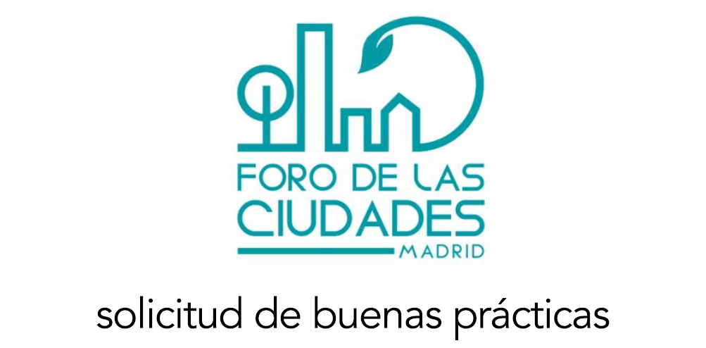Envío paneles de Buenas Prácticas al Foro de las Ciudades 2020