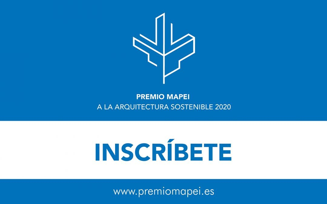 Premio Mapei a la Arquitectura sotenible