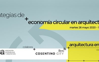 Encuentros ASA: Estrategias de Economía Circular en Arquitectura